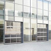 Секционные ворота ISD02