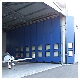 Промышленные откатные(сдвижные) ворота