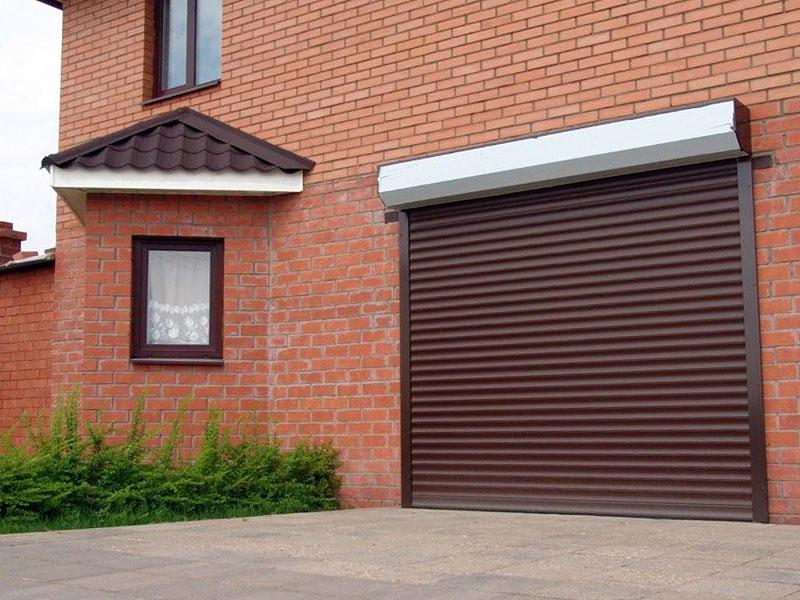 Рольворота - надежная защита вашего гаража